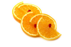 Fruit  orange Royalty Free Stock Photos