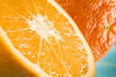 Fruit orange Photos libres de droits