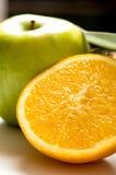 Fruit orange Photos libres de droits
