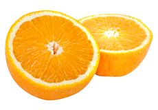 Fruit orange Images libres de droits