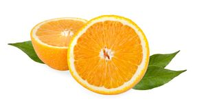 Fruit orange Image libre de droits