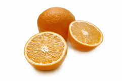 Fruit orange Photo libre de droits