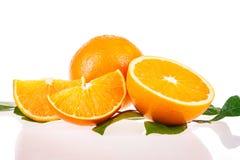 Fruit orange images libres de droits