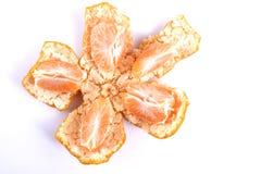 Fruit orange de mandarine photos libres de droits