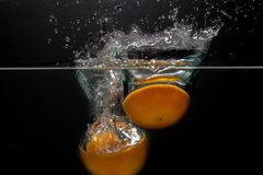 Fruit. Oranges Stock Images