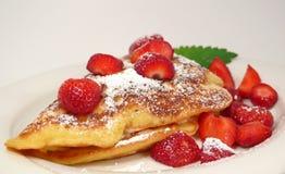 Fruit-Pancake Royalty Free Stock Photo