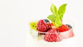 Fruit Parfait VI Stock Photos