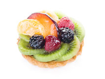Fruit pastry Stock Photos