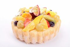 Fruit pastry Stock Photo