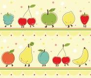 Fruit_Pattern ilustracji