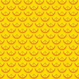 Fruit pattern background concept design Stock Images