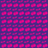Fruit pattern background concept design Royalty Free Stock Photo