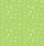 Fruit pattern Royalty Free Stock Image