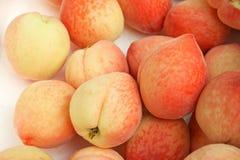 Fruit - peaches Royalty Free Stock Photos