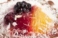 Fruit pie Stock Image