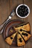Fruit pie Royalty Free Stock Photos