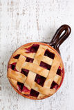 Fruit pie Stock Images