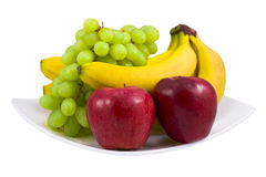 Fruit-piece Royalty Free Stock Photos