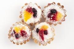 Fruit pies Royalty Free Stock Image