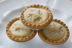 Fruit pies Royalty Free Stock Images