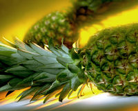 Fruit - Pineapple Stock Photography