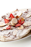 Fruit Pizza Royalty Free Stock Image