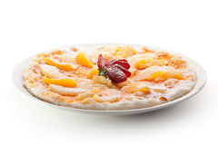 Fruit Pizza Stock Photos