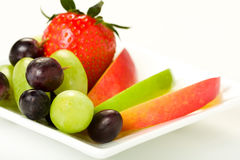 Free Fruit Plate Stock Images - 9436194