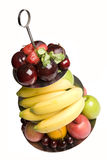 Fruit platter Royalty Free Stock Image
