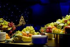 Fruit Platter Royalty Free Stock Photo