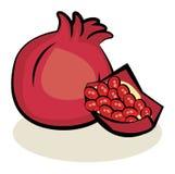 Fruit, Pomegranate Royalty Free Stock Image