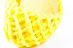 Fruit protection foam,mango. Fruit protection foam,for transportation Stock Image