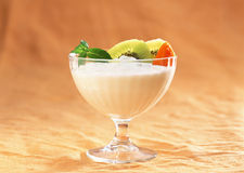 Fruit Pudding Royalty Free Stock Images