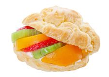 Fruit Puff Stock Photography