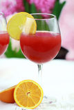 Fruit Punch Royalty Free Stock Photo