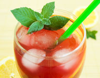 Fruit punch Stock Photography