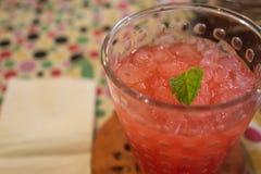 Fruit punch Stock Image