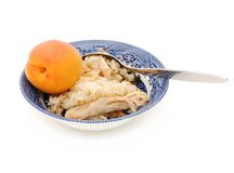 Fruit and rice Stock Image