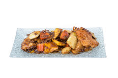 Fruit rojak Royalty Free Stock Images