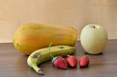 Fruit sain Image libre de droits