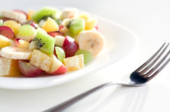 Fruit Salad Stock Photo