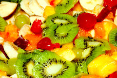 Fruit salad. Royalty Free Stock Image