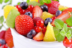 Fruit salad Royalty Free Stock Photos