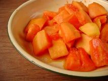 Fruit Salad Bowl Royalty Free Stock Photo