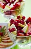 Fruit Salad Bowls Stock Images