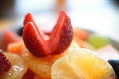 Fruit salad Stock Photo