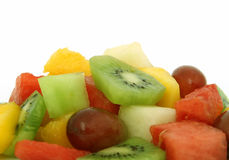 Fruit salad coctail Royalty Free Stock Photography