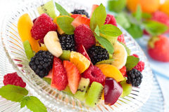 Fruit salad. Royalty Free Stock Images