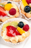 Fruit salad dessert Stock Photo