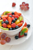 Fruit salad Stock Image